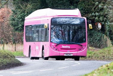Reading Buses – Service25